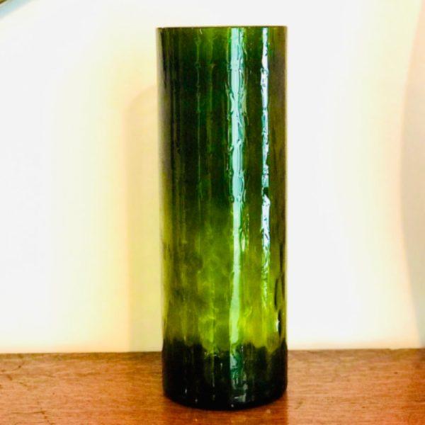 Vintage Green Mid Century Vase