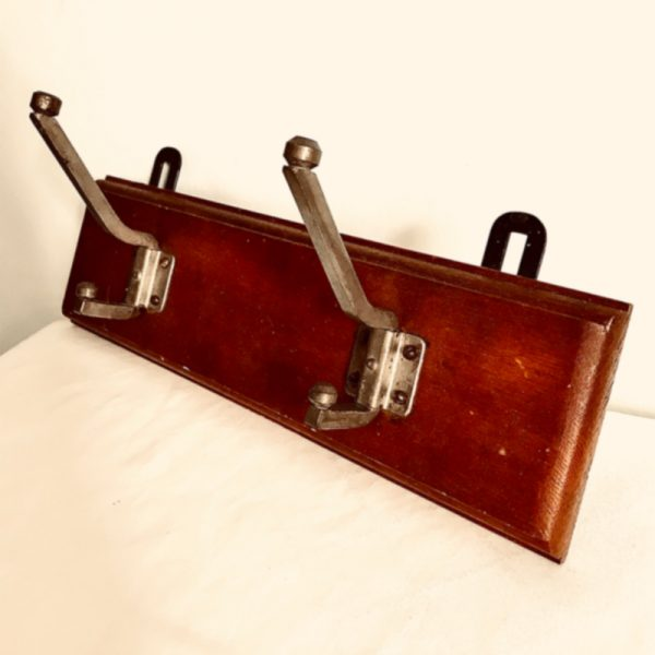 Vintage French Coat Hooks
