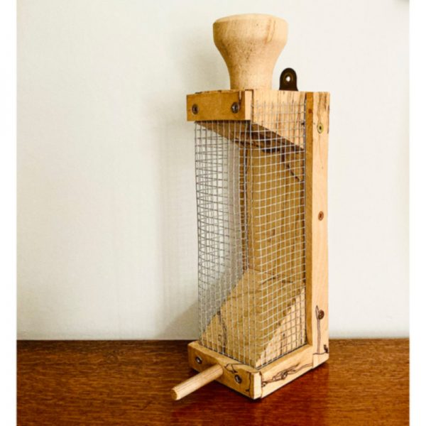 Handmade Wooden Bird Feeder