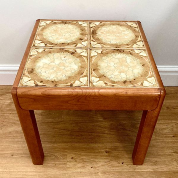 GPlan Tiled Top Table