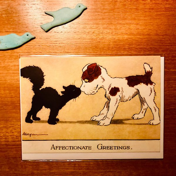 Affectionate Greetings Card
