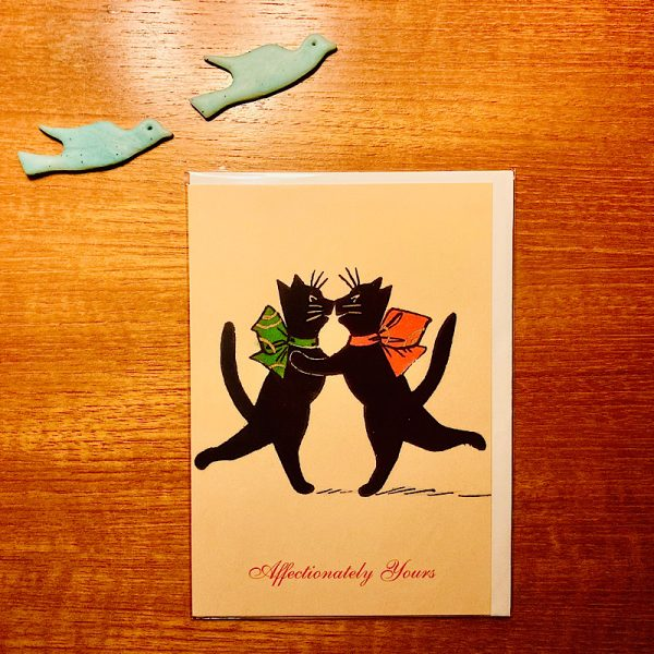 Affectionately Yours Card