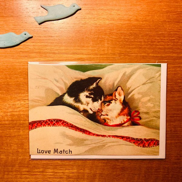 Love Match Card