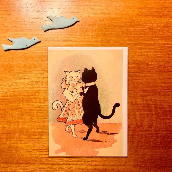 Playful Glance Card