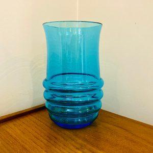 Vintage Turquoise Vase