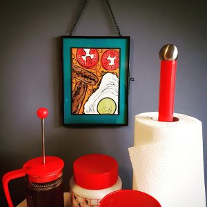 Framed Breakfast Print