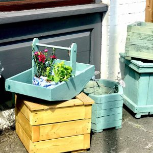 Planters and Trugs